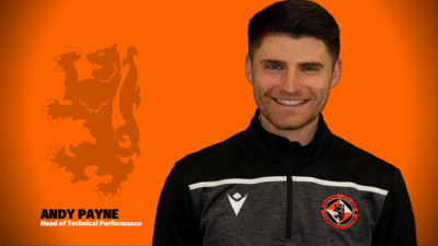 ANDY PAYNE - HEAD OF TECHNICAL PERFORMANCE