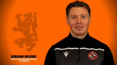 JORDAN MOORE - HEAD OF ACADEMY RECRUITMENT AND TALENT ID
