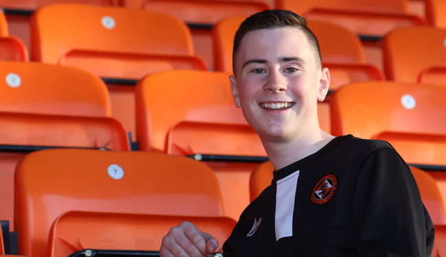Meet the new Dundee United Chairman