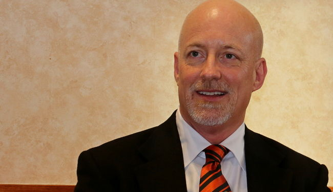 Chairman Mark Ogren in an exclusive interview with ArabZONE