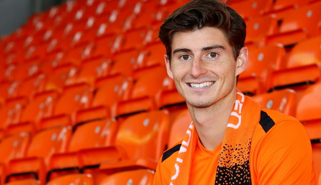 Ian Harkes joins on a two-year deal