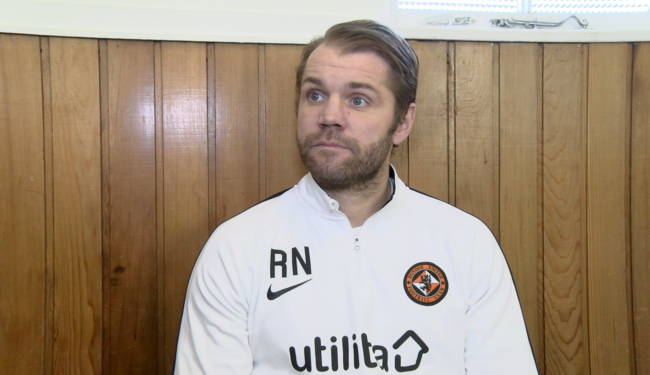 William Hill Scottish Cup - Montrose preview with Head Coach Robbie Neilson