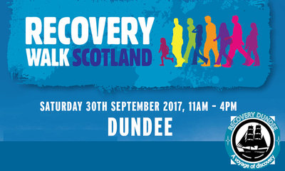 The charity Recovery Dundee will be at Tannadice on Saturday