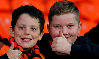 YOUNG TERRORS SECURE MATCH DAY ROLES