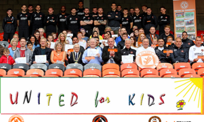 United for Kids 18/19 Launch