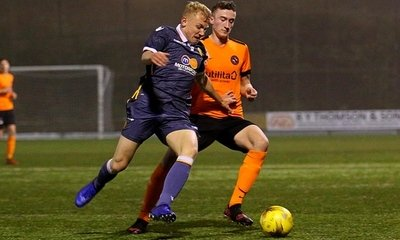 Under-18s: United 0 Motherwell 3