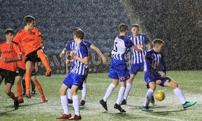 SFA Youth Cup: Kilmarnock v Dundee United