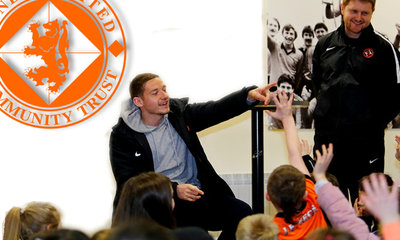 Peter Pawlett taking questions from the floor