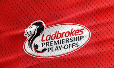 LADBROKES PLAY OFF LOGO