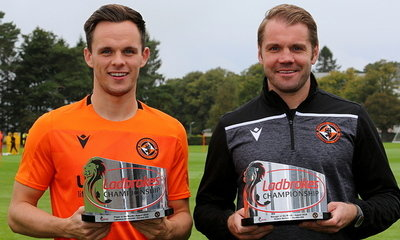 NEILSON AND SHANKLAND AWARD DOUBLE