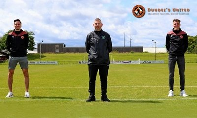 PARTNERSHIP WITH DUNDEE NORTH END FC