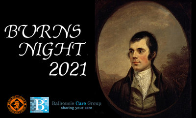 Burns Night Graphic