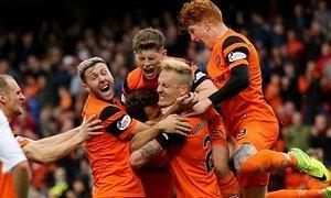 ON DEMAND   ARABZONE   HIGHLIGHTS V MORTON   Dundee United Football Club