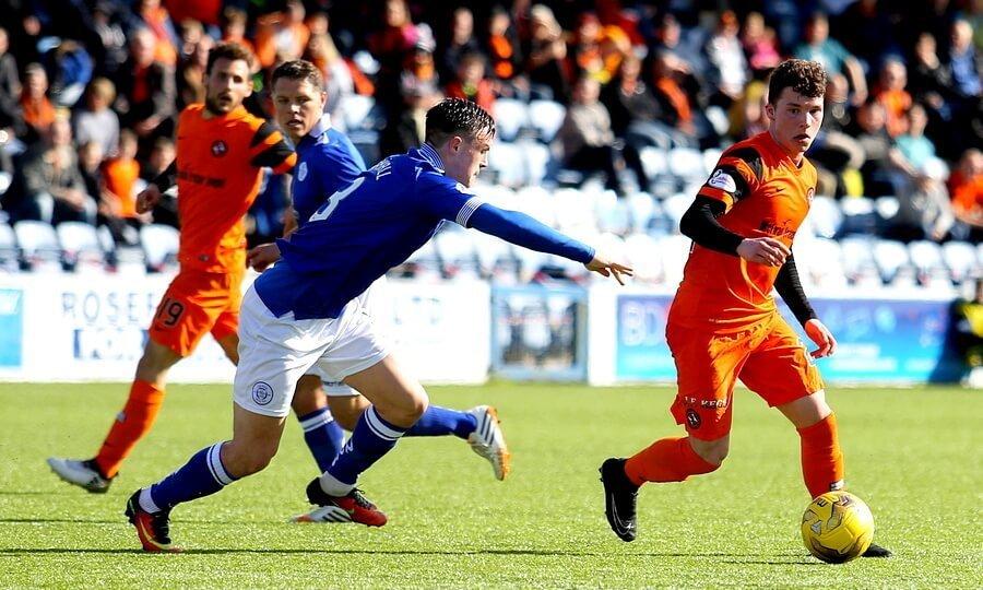 ON DEMAND   ARABZONE   HIGHLIGHTS V QOTS   Dundee United Football Club