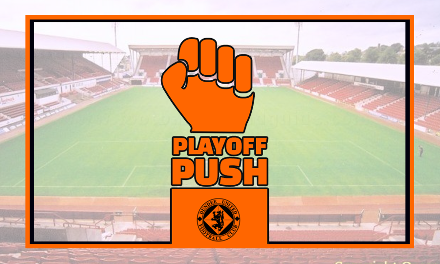 east end park with play off push logo