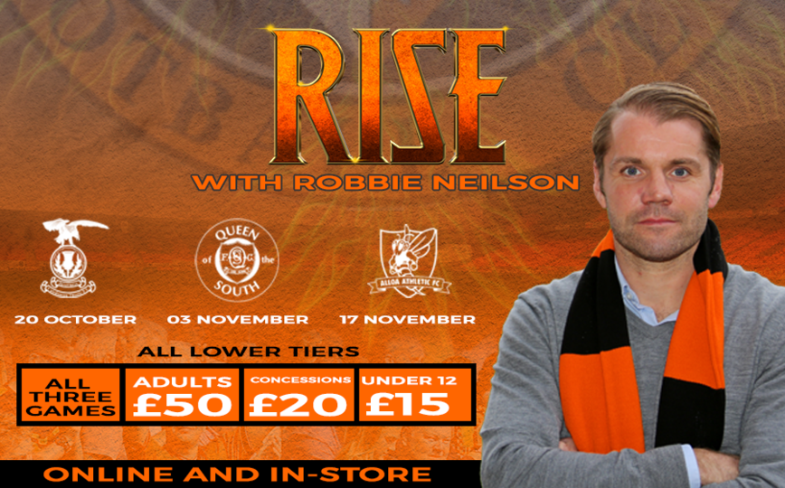 RISE WITH ROBBIE IMAGE