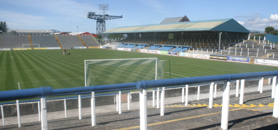 picture of cappielow pitch