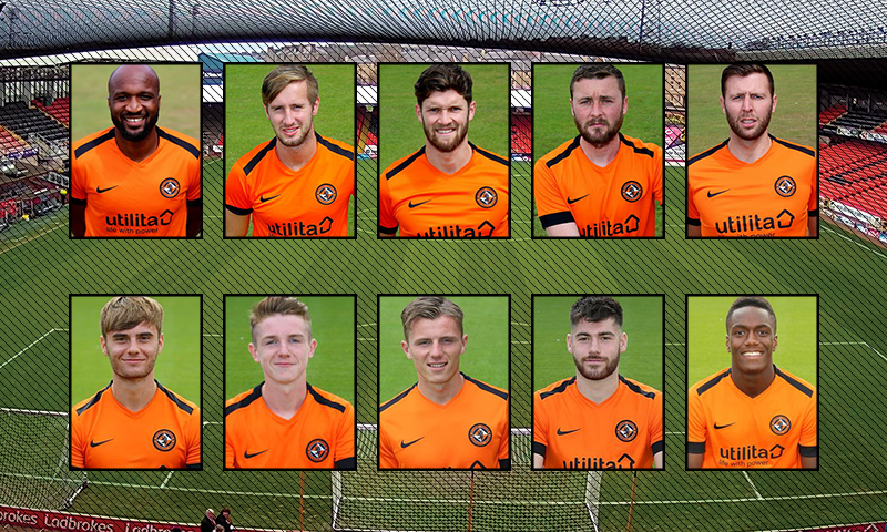 TEN MORE PLAYERS TO LEAVE TANNADICE | Dundee United Football Club