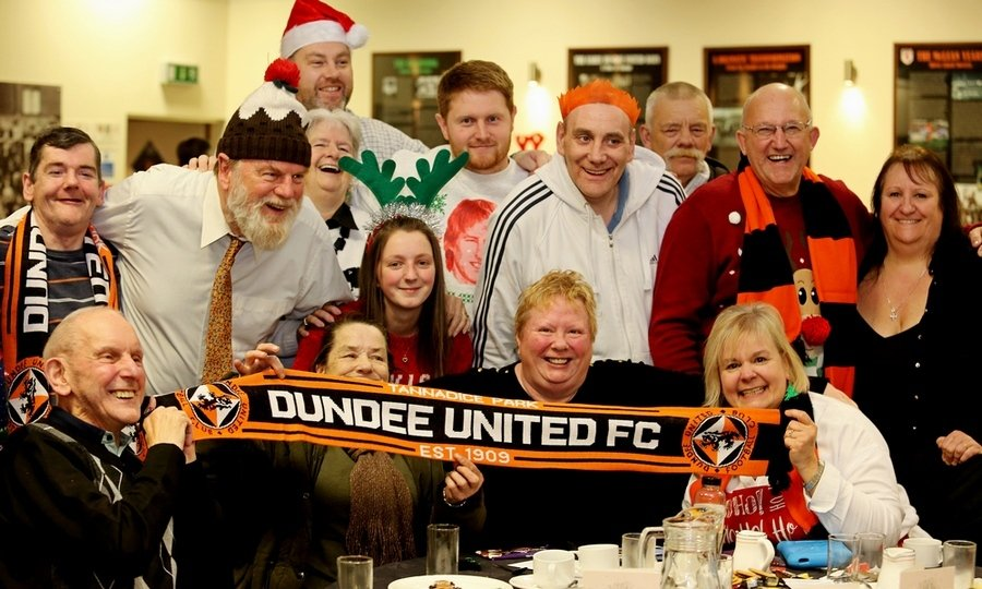 Christmas Day Football Schedule.Tannadice To Open Its Doors Again On Christmas Day Dundee