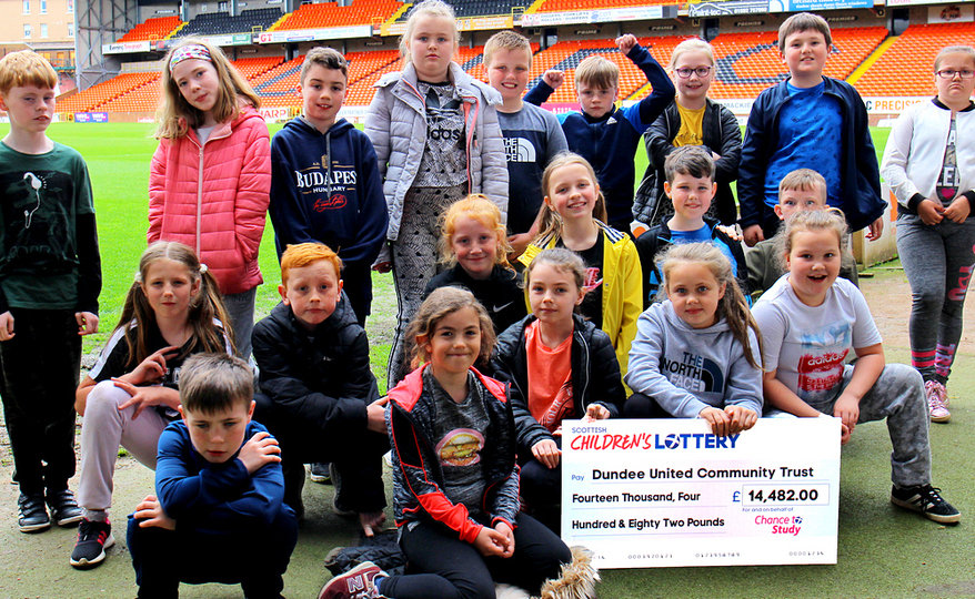 Scottish Children's Lottery Grant