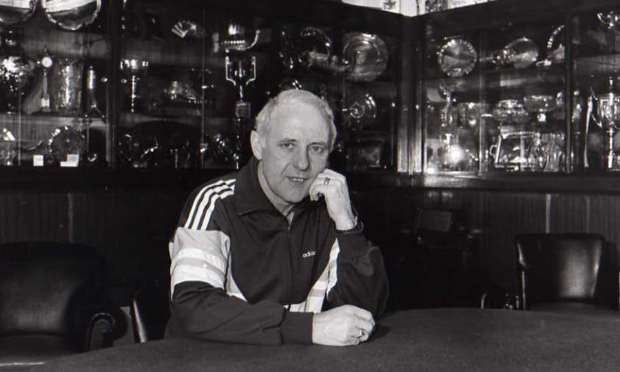 JIM MCLEAN 1937-2020   Dundee United Football Club