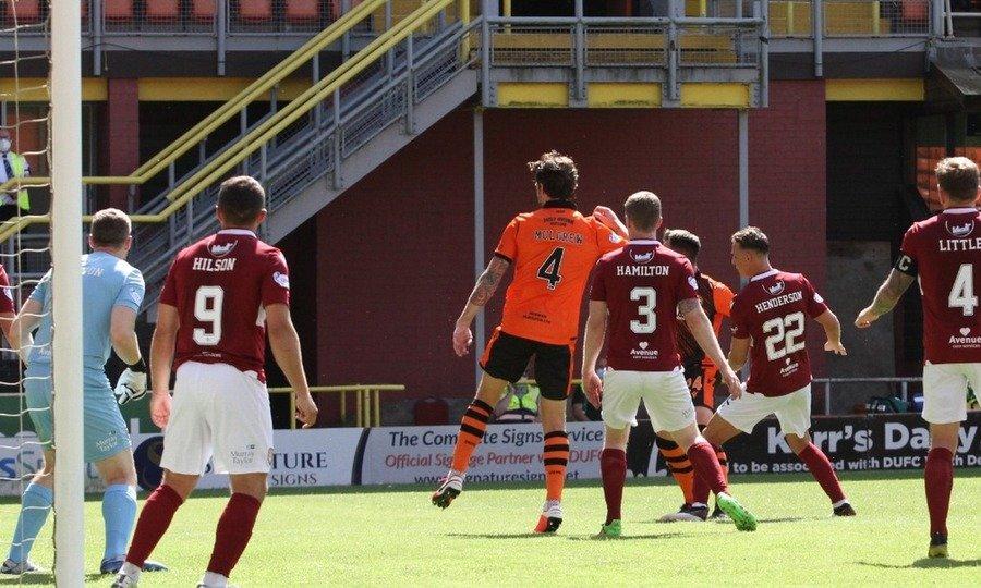 MATCH REPORT DUNDEE UNITED V ARBROATH   Dundee United Football Club