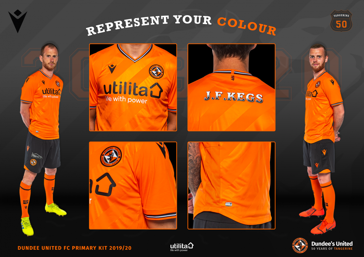 INTRODUCING THE 2019/20 PRIMARY KIT   Dundee United Football
